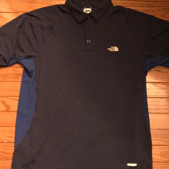f53c63316 North Face Men's Polo Shirt, Size M
